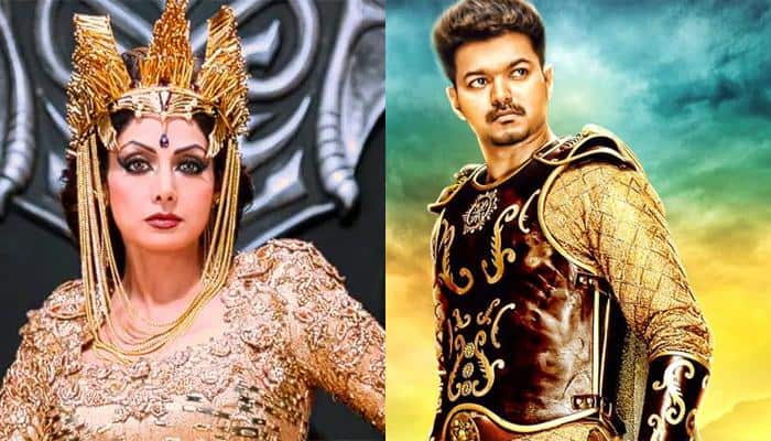 Watch: Sridevi, Vijay in action packed trailer of 'Puli'