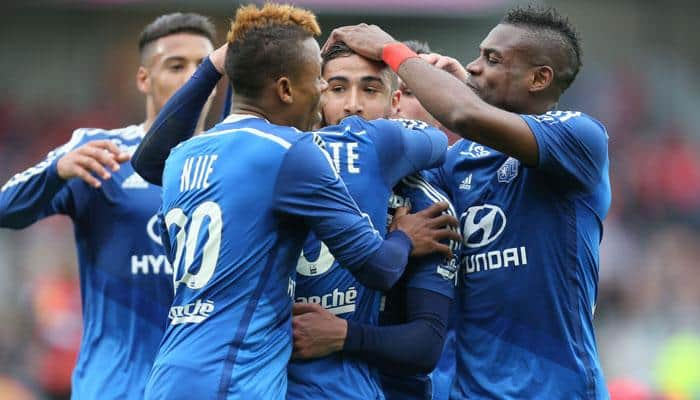 French Ligue 1 2015-16: Monaco, Lyon lose ground on PSG