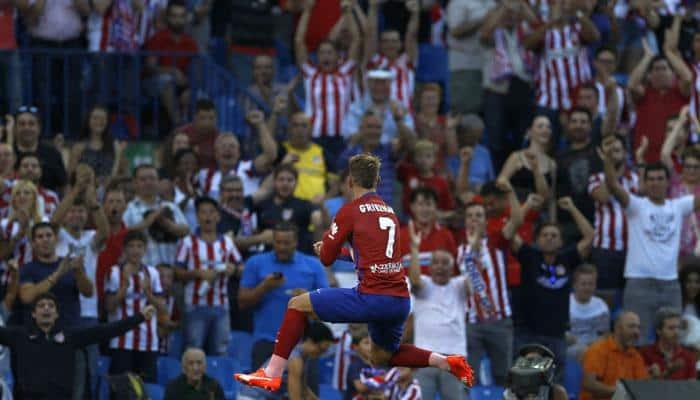 La Liga 2015-16: Antoine Griezmann hands Atletico Madrid win over Las Palmas