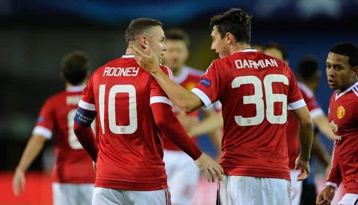 Champions League: Wayne Rooney treble fires United, Lazio dumped by Leverkusen