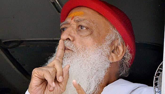 Self-styled godman Asaram gets full body massage daily inside jail