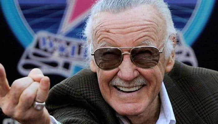 Stan Lee jokes about 'Fantastic Four' failure