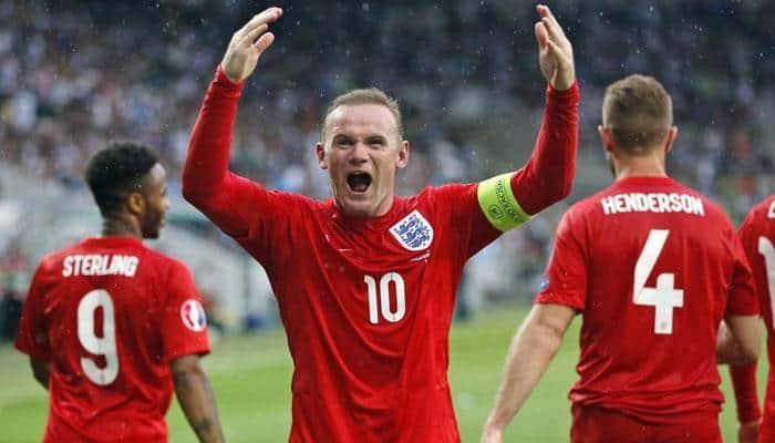 Wayne Rooney `proud` to equal Bobby Charlton`s record