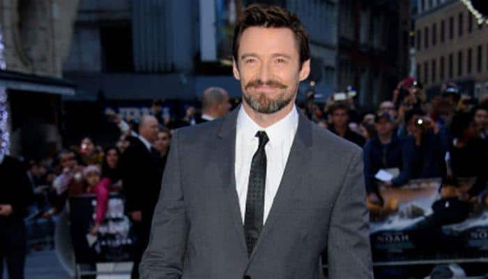 Hugh Jackman was 'embarrassed' to fall in love with wife