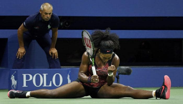 US Open players give Serena Williams' mental game top marks