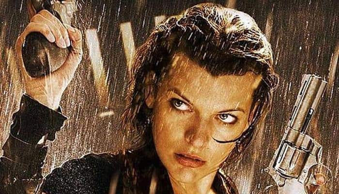 'Resident Evil 6' stuntwoman in coma following accident on set