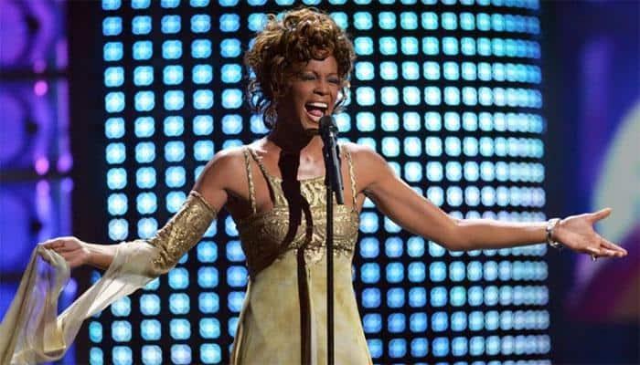 Whitney Houston world tour in 2016 - as a hologram