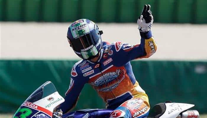 Enea Bastianini wins Moto3 at San Marino Grand Prix