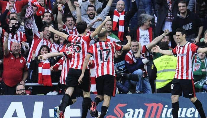 Athletic Bilbao end dismal start, Celta and Eibar held