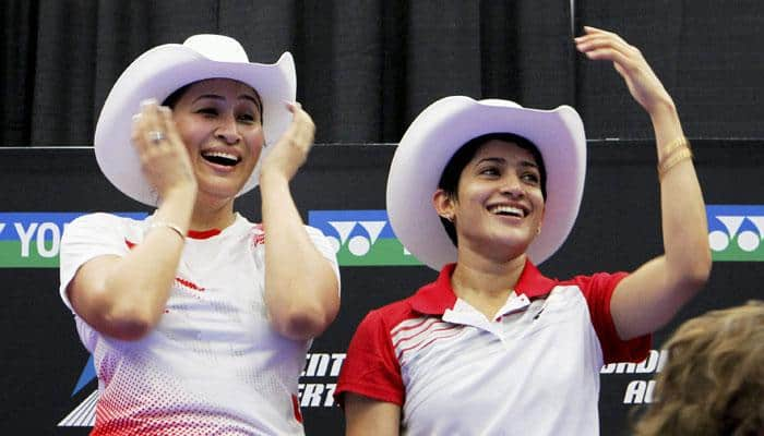 Finally TOP Scheme for Jwala Gutta, Ashwini Ponappa