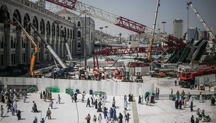 The connection between Osama bin Laden and Mecca crane collapse