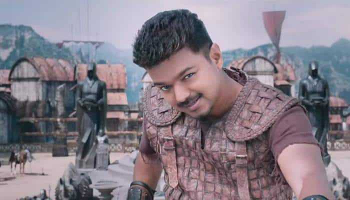 Watch: The promo song of Vijay's 'Puli'