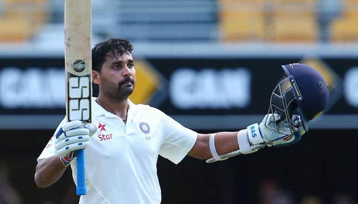 I should be fully fit before South Africa series: Murali Vijay