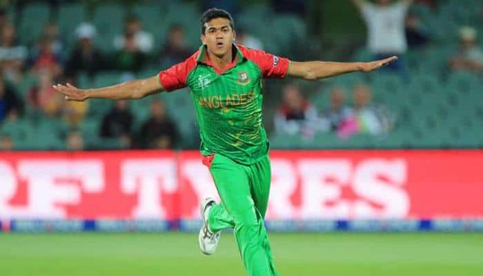 Taskin Ahmed ruled out of Bangladesh A's tour of India