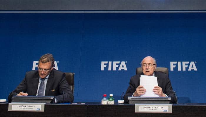 Jerome Valcke – Sepp Blatter's outspoken right-hand man