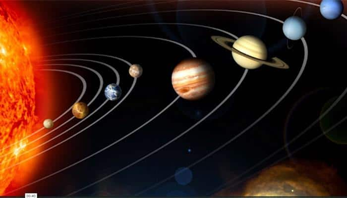 Watch: World's first 7-mile scale model of Solar System built in Nevada!