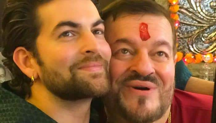 Nitin Mukesh excited to see son Neil in 'Prem Ratan Dhan Payo'