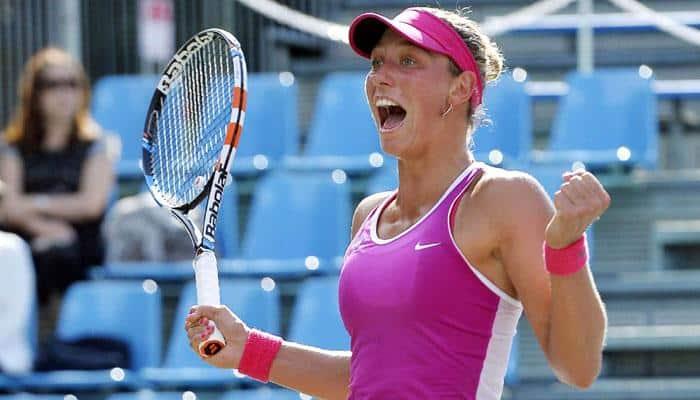 Belgian Yanina Wickmayer takes Tokyo title