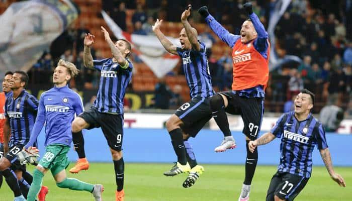Inter Milan stretch lead as Juventus, AS Roma upset in Italy