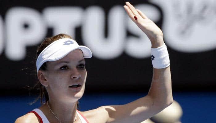 Agnieszka Radwanska wins Pan Pacific Open