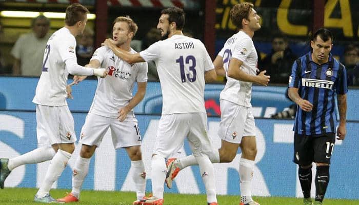 Nikola Kalinic hat-trick stuns scudetto hopefuls Inter Milan