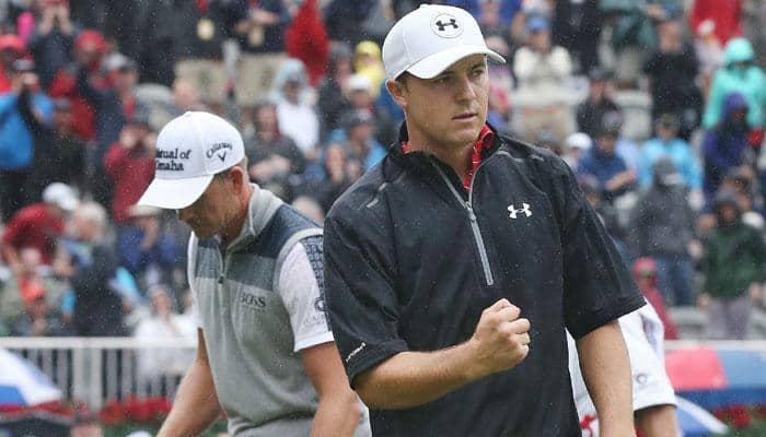 Jordan Spieth crowned PGA Player of the Year