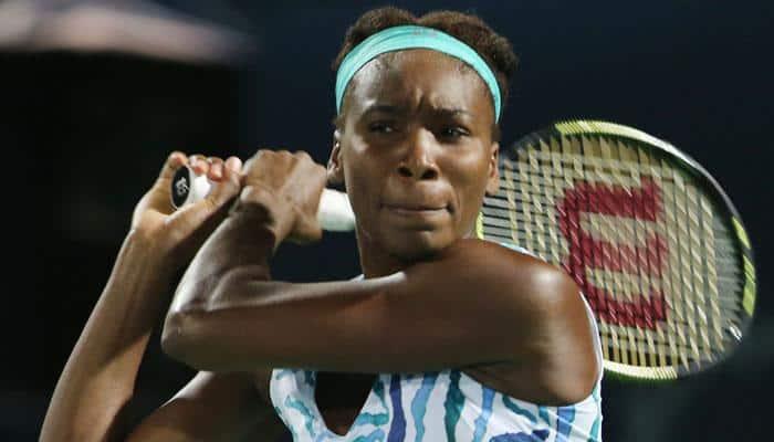 Venus Williams reaches Wuhan Open quarter-finals with easy win over Carla Suarez Navarro