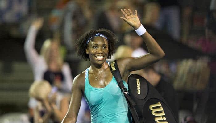 Wuhan Open: Venus Williams wins 47th career title on Garbine Muguruza retirement