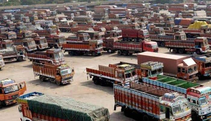 Truckers strike enters 5th day; Deadlock continues