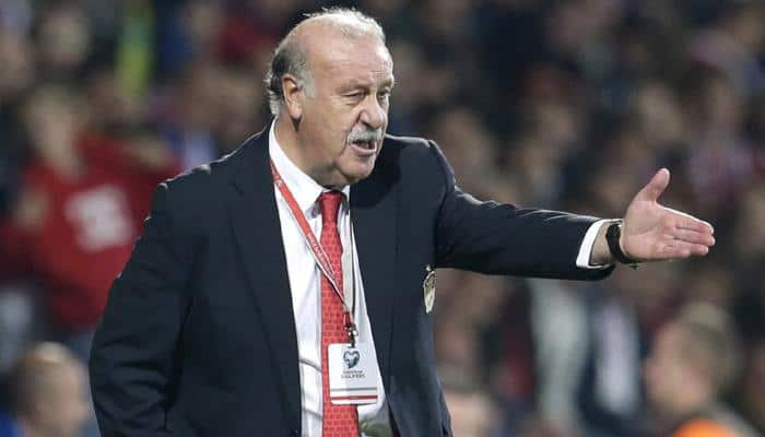 Injuries force Vicente del Bosque to make changes in Spain squad