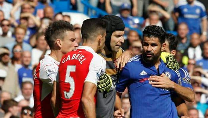 Chelsea, Arsenal fined by FA for Stamford Bridge clash