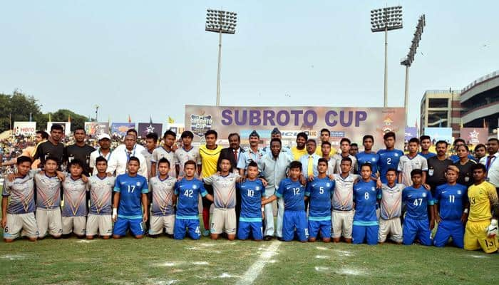 AIFF U-17 boys thrash Little Angels to win Subroto Cup