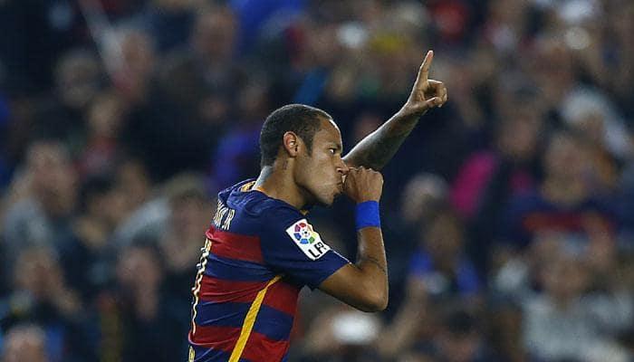 Neymar scores four as Barcelona beat Rayo Vallecano
