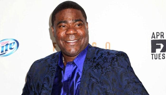 Tracy Morgan makes emotional return to 'Saturday Night Live'