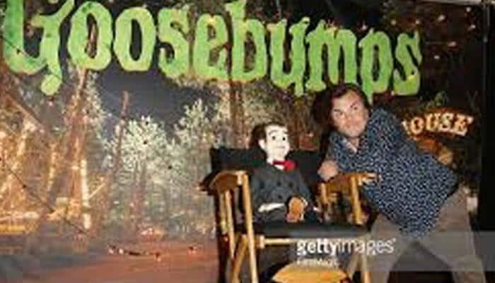 'Goosebumps' beats 'The Martian' to top US box office