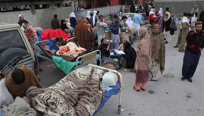 Massive earthquake hits north India, Pakistan, Afghanistan; over 260 dead