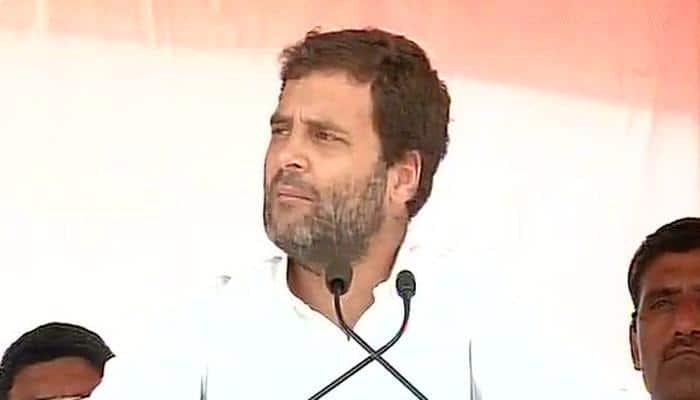 BJP's plan B is to create tension between communities: Rahul Gandhi