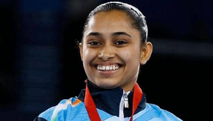 Dipa Karmakar settles for fifth place in 2015 World Gymnastics Championships