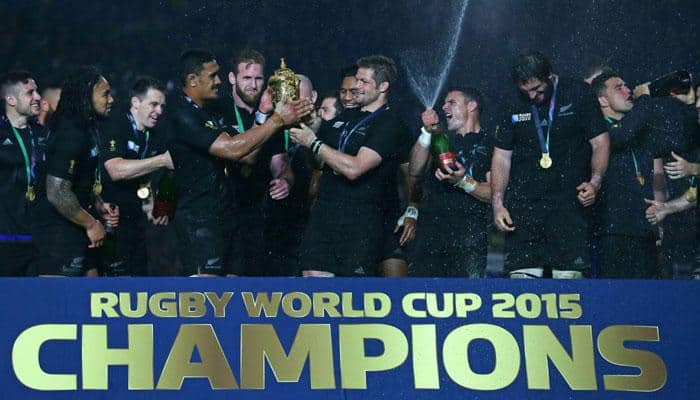 New Zealand make rugby history, fans across country celebrate
