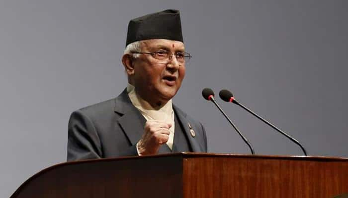 Don't interfere in our internal affairs, Nepal PM KP Sharma Oli warns India