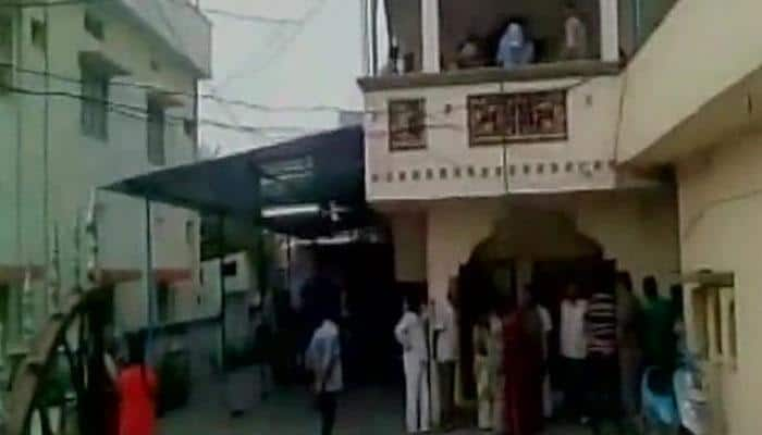 Daughter-in-law, three grand children die in mysterious fire at ex-Congress MP's house in Telangana