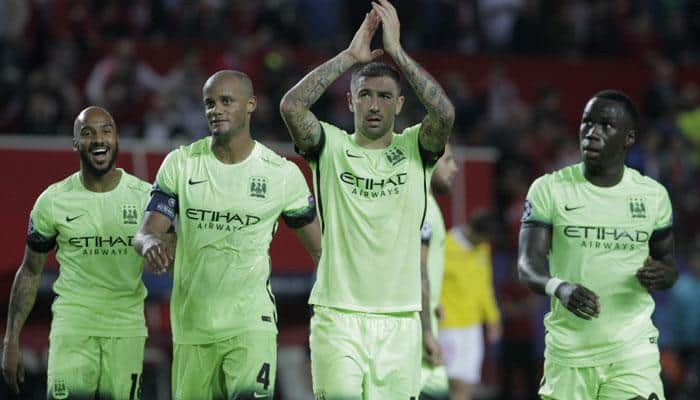 Champions League: Real Madrid, Manchester City through as Manchester United breathe sigh of relief