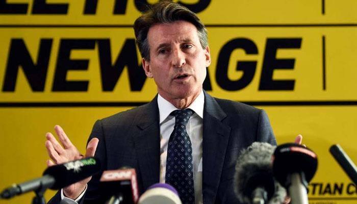 Alleged doping extortion 'abhorrent': IAAF chief Sebastian Coe