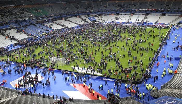 Paris attacks: All weekend sporting fixtures postponed