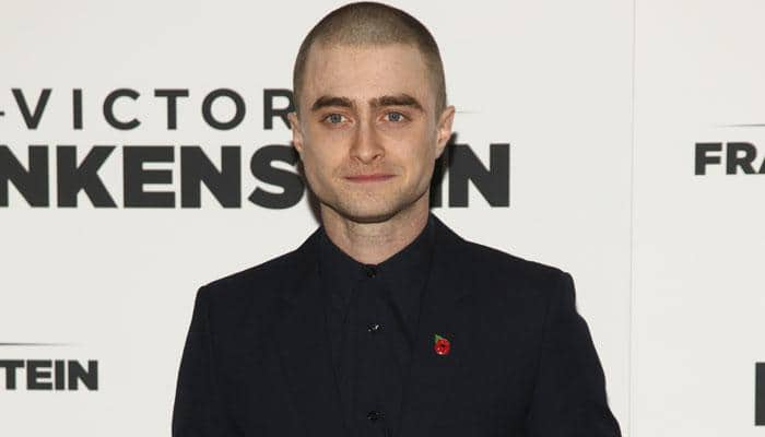 "Daniel Radcliffe leads a ""hilariously mundane"" life"