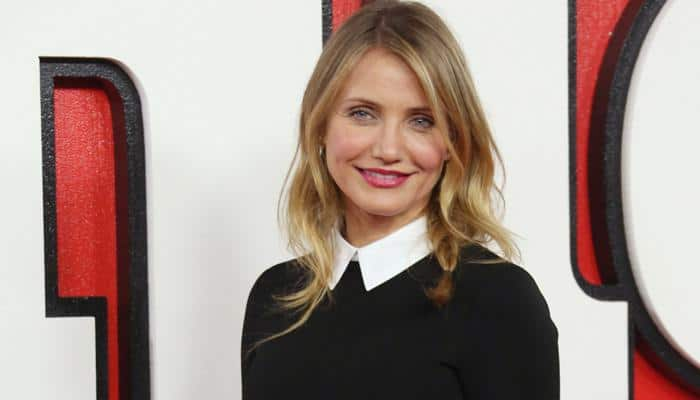 Nude images of young Cameron Diaz released