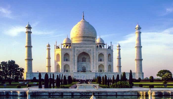 Hot air ballooning adds new perspective to Taj Mahal viewing