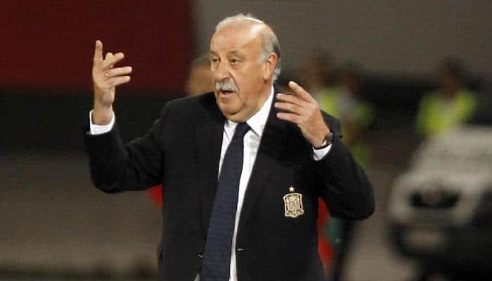 Spain football team was not afraid at all: Coach Vicente del Bosque