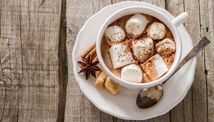 Recipe: Hot Chocolate with Marshmallows