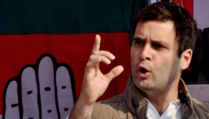 Faridkot firing: Rahul Gandhi to meet President Mukherjee today